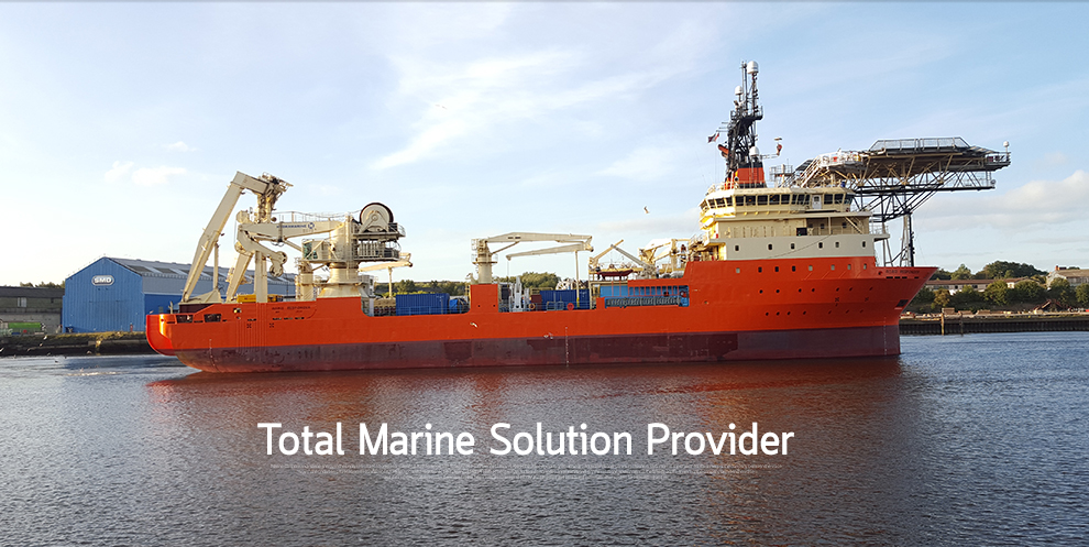 Total Marine Solution Provider
